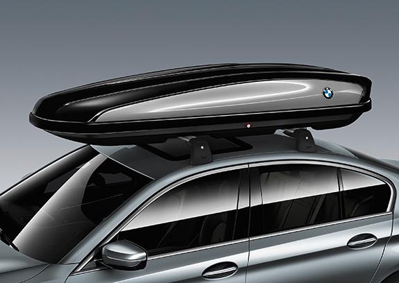 BMW Grund-/Relingträger.