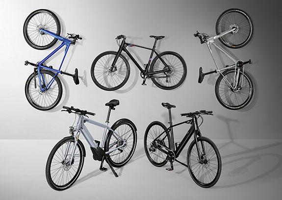 BMW Bikes.
