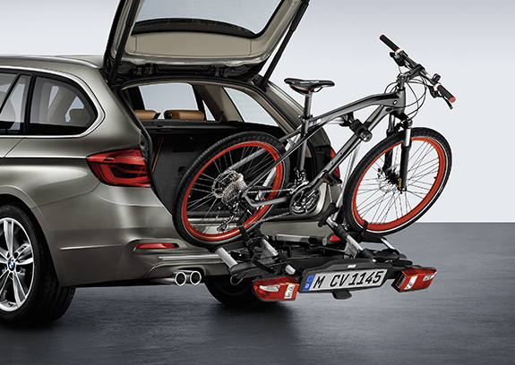 Fahrradheckträger Pro 2.0.